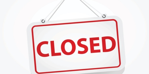 Bakerville Library CLOSED until further notice